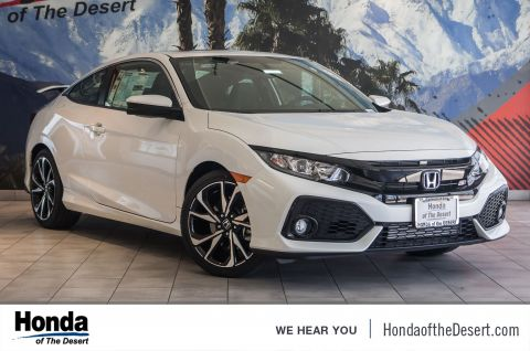 Pre-Owned 2018 Honda Civic Si Coupe Si