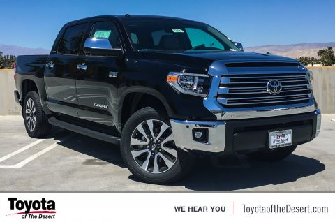 New 2019 Toyota Tundra 2WD Limited