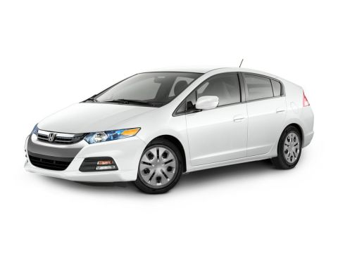 Pre-Owned 2013 Honda Insight Base